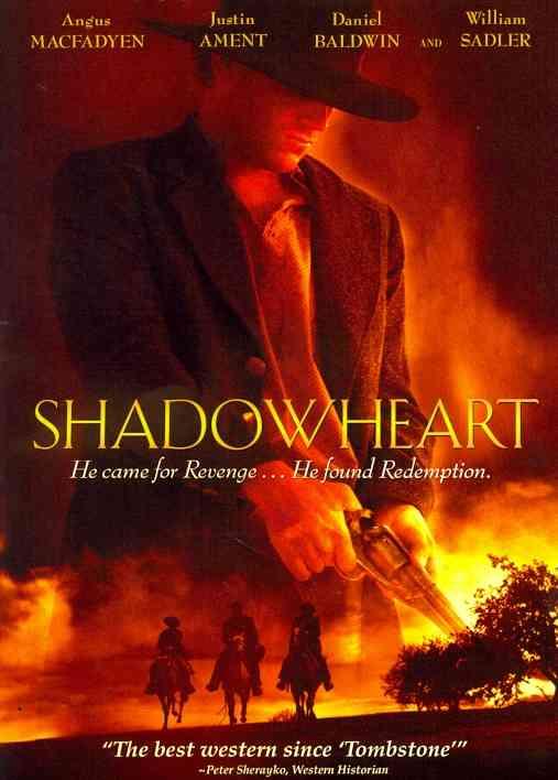 SHADOWHEART BY SADLER,WILLIAM (DVD)